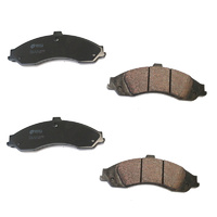 Holden Adventra CX8 LX6 SX6 VZ V6 Wagon 2005-06 Front Disc Brake Pads - 4 PIECE