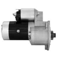 STARTER MOTOR 12V 1.4KW 12TH CW Suits: Ford, Mazda