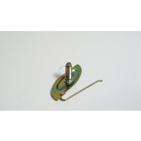 MEDIUM SPRING TAIL CLIPS 3/16 SUIT MOULDINGS