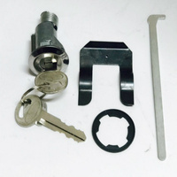 FORD FALCON XR XT XW XY SEDAN BOOT LOCK CYLINDER AND KEYS