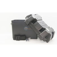 AutoKing Plastic Battery Box Small WITH STRAP