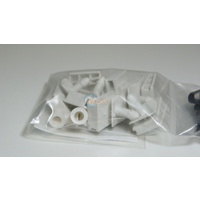 FORD XW XY REAR WINDOW MOULD CLIP KIT