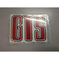 HOLDEN HJ GTS BOOT & REAR 1/4 DECAL (9933569)