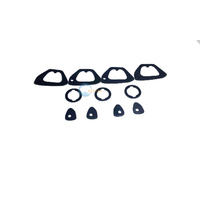 HOLDEN HD HR HK HT HG SEDAN & WAGON DOOR HANDLE GASKET SET