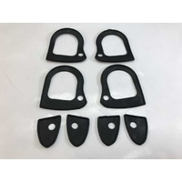 XK-XL-XM-XP SEDAN OR WAGON DOOR HANDLE GASKETS