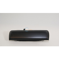 FORD XD-XE-XF EXTERIOR BLACK DOOR HANDLE LEFT HAND FRONT