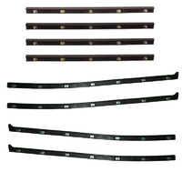Complete Door Belt - Weather Strip KIT HK Sedan HK HT HG Station Wagon - 8 PIECE