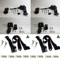 Ford XK XL XM XP XR XT XW Front and Rear Bench Seat COMPLETE Kit