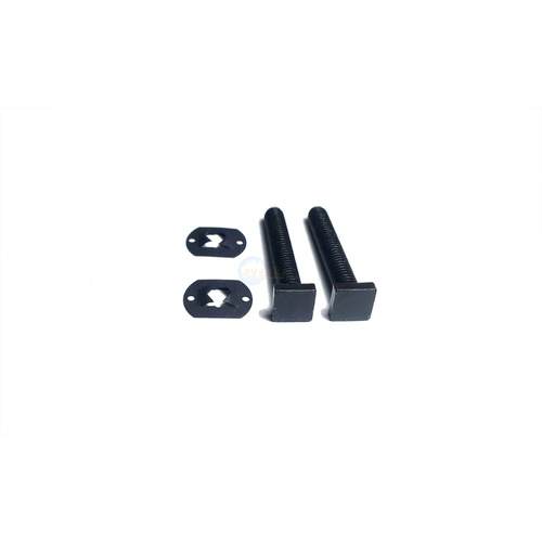 FORD SEAT MOUNT BOLTS + NUTS 3.5inch
